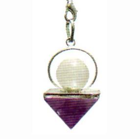 Amethyst pyramid - código PEB38