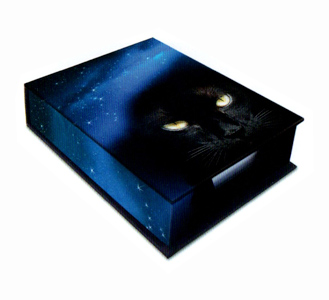 Cat memo pad - código MP02