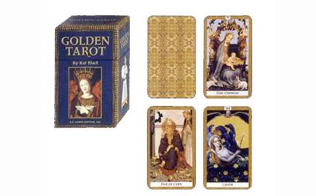 Golden ( 7.3 x 12.2 cm)