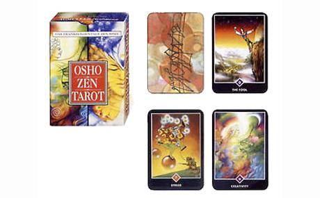 Osho Zen (7.4 x 11.9 cm)