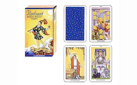 Rider-Radiant  (7 x 12 cm)