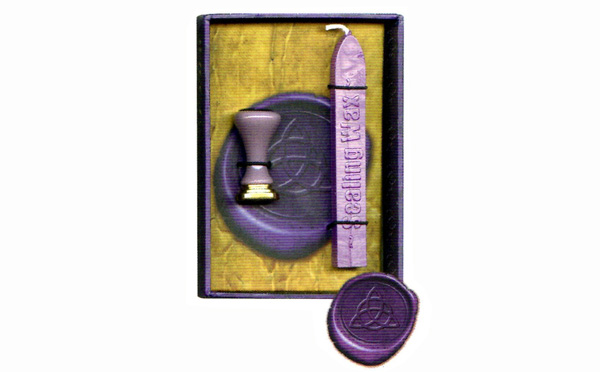 Wicca seal - code WS01