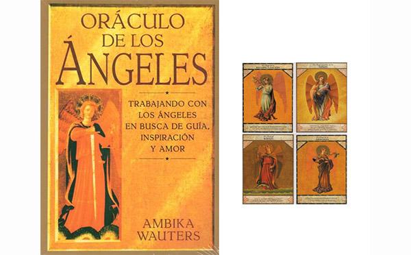 Oráculo de los Ángeles (con libro)