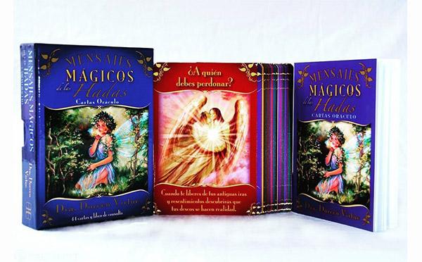 Mensajes mágicos de las Hadas (con libro)
