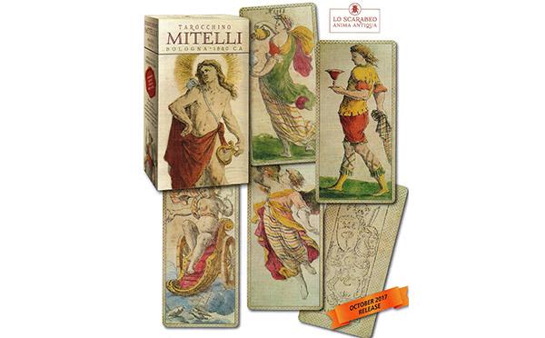 Antiguo Mitelli siglo 17 (5.8 x 12.2 cm)
