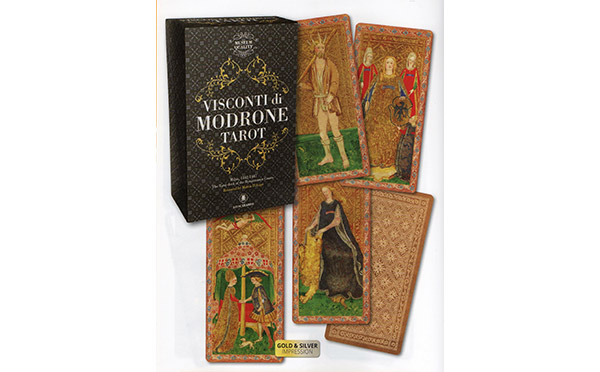 Visconti di Modrone siglo 15 Milan (9 x 19 cm)
